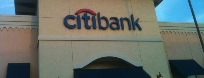 Citibank is one of Orte, die George gefallen.