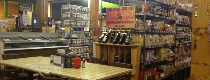 Saxapahaw General Store is one of places to take ziggy, summer 2012.
