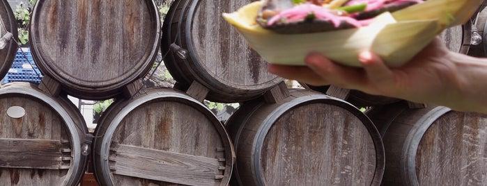 Scribe Winery is one of Lugares favoritos de Edmund.
