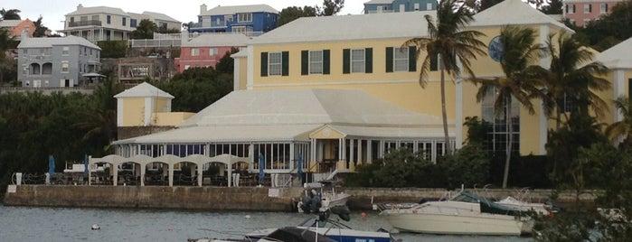 Bermuda Underwater Exploration Institute is one of Our Bermuda Honeymoon to do list.