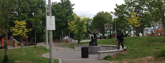 "Clarence ""Jeep"" Jones Park is one of Al 님이 좋아한 장소."