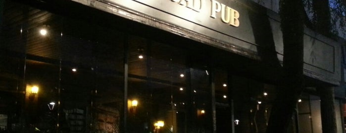 Abbey Road Pub is one of Curitiba.