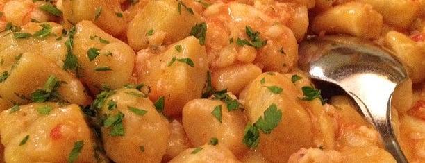 Ristorante Alba D'oro is one of Food.