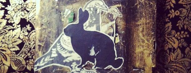 124 Old Rabbit Club is one of uwishunu new york city.