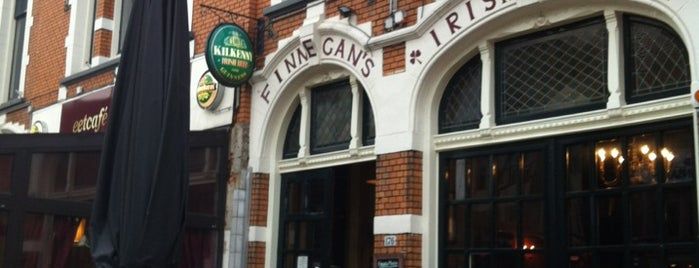 Finnegan's Irish pub & restaurant is one of Favo.