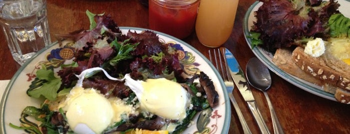 Zazie is one of Sf breakfast.