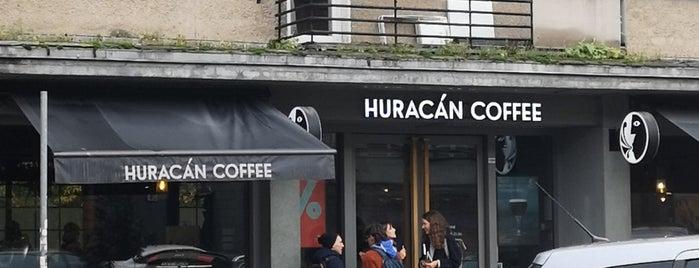 Huracán Coffee is one of Tempat yang Disimpan Alex.