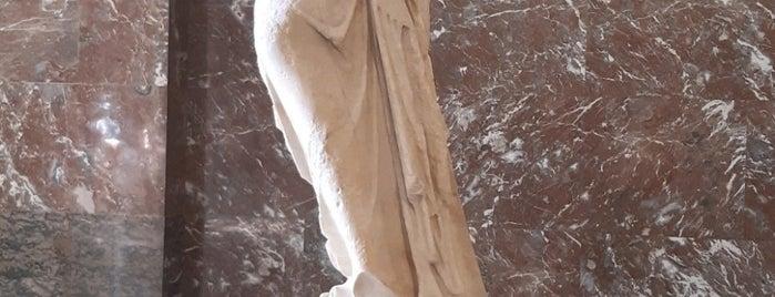 La Vénus de Milo is one of PARIS.