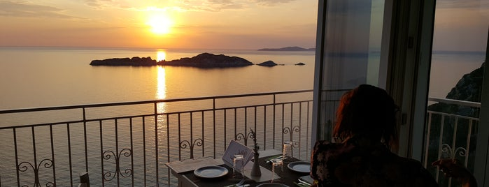 Panorama Restaurant is one of Corfu, Greece.
