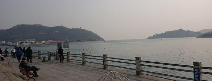 军港游园 is one of สถานที่ที่ Tomato ถูกใจ.
