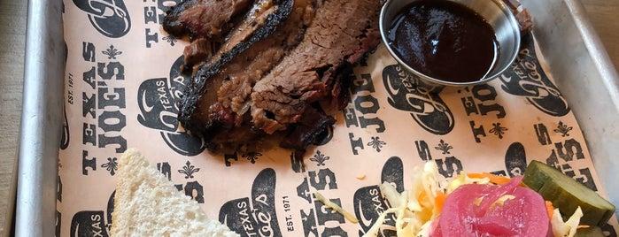 Texas Joe's is one of Omnomnom in London.