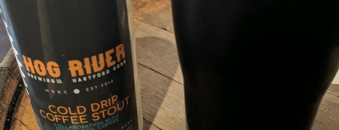 Hog River Brewing Co. is one of Posti che sono piaciuti a SKW.