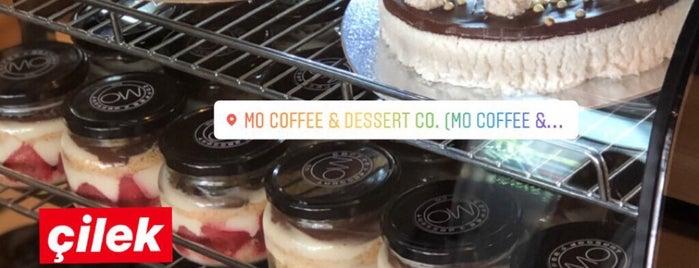 Mo Coffee & Dessert Co. is one of Bornova.