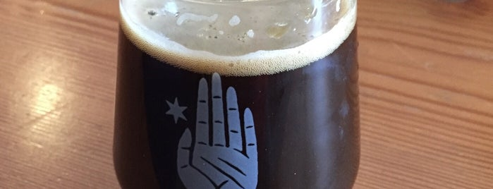 Steady Hand Beer Co. is one of Do: Atlanta ☑️.
