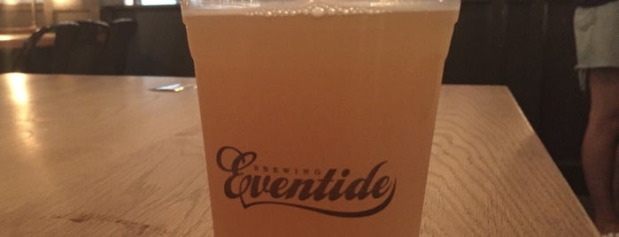 Eventide Brewing is one of 21st Bar Crawl.