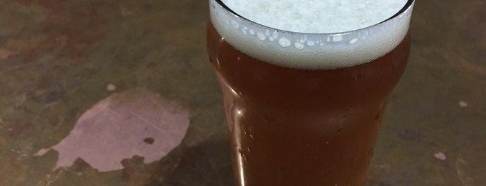 Pontoon Brewing is one of Georgia Breweries.