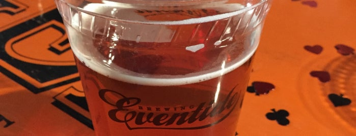 Eventide Brewing is one of Atlanta.
