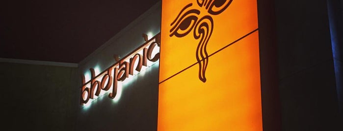 Bhojanic is one of ATL Lunch Spots.