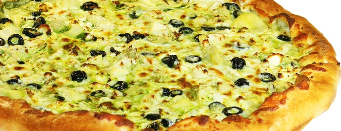La Fresca Pizza is one of Samah 님이 좋아한 장소.