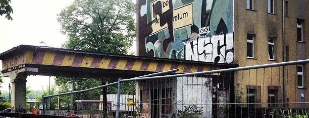 Sonnenallee is one of 🇩🇪 Berlin.