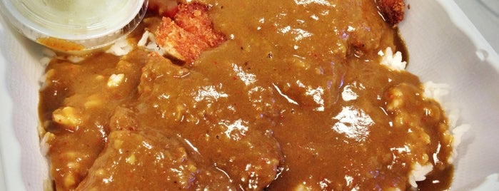 Muracci's Japanese Curry & Grill is one of SF Cheap Eats.