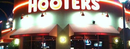 Hooters is one of L.A. My Places.