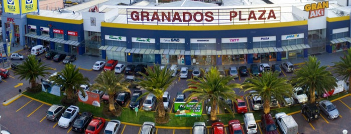 Granados Plaza is one of Top picks for Malls.