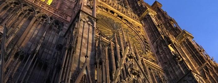 Cattedrale di Nostra Signora di Strasburgo is one of PARIS.