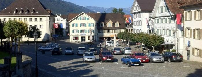 Dorfplatz is one of Aus, Bel, Fra, Ger, Ita & Swi.