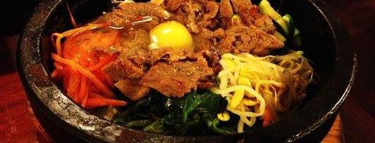 Sesame Korean Cuisine is one of Peninsula Places.