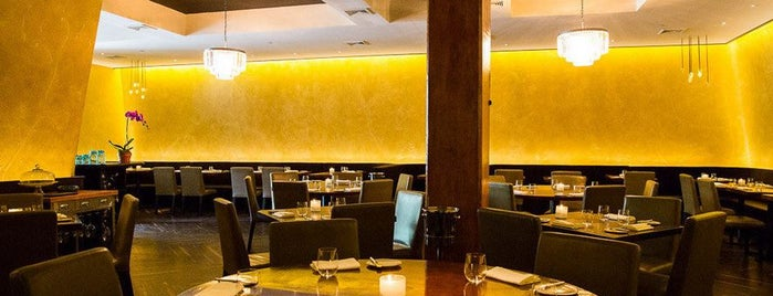 Bâtard is one of 2015 NYC Michelin Restaurants.