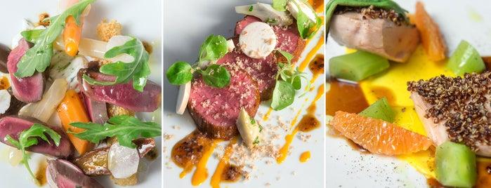 Bâtard is one of Michelin Starred Restaurants in New York.