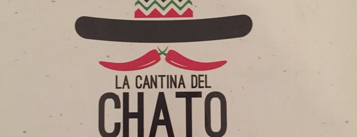 La Cantina del Chato is one of Orte, die Regina gefallen.