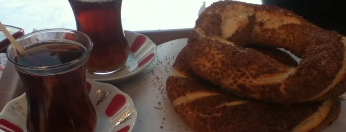Miss Simit is one of Istanbul.