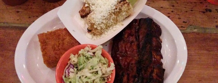 Baby Blues BBQ - West Hollywood is one of Pay with Cover at These LA Restaurants.