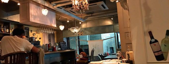Cafe bar Lotus is one of 行きたいとこ.