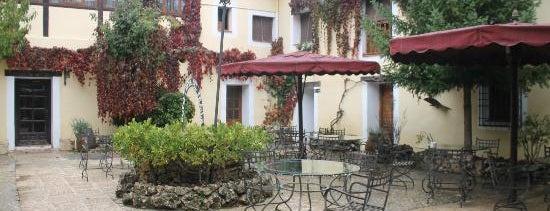 Cueva Del Fraile Hotel Cuenca is one of Hoteles Cuenca'nın Beğendiği Mekanlar.