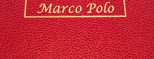 Marco Polo is one of Paris.