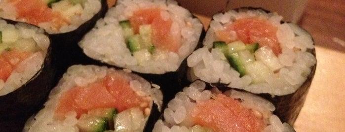Kuni's Sushi Bar is one of The Best of Buffalo, NY.