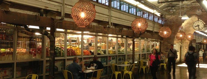 Chelsea Market is one of next.