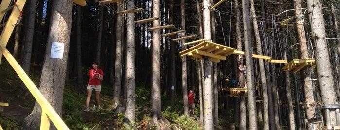 Extrem-park Буковель is one of Артем'ın Beğendiği Mekanlar.