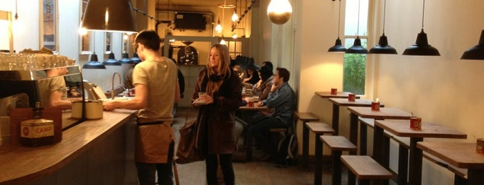 TAP Coffee No. 193 is one of London.