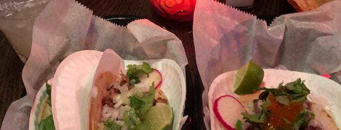 Taqueria Gramercy is one of NYC places to try.
