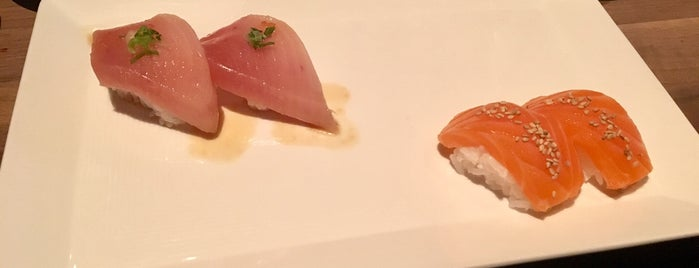 Sugarfish is one of Orte, die Calvin gefallen.