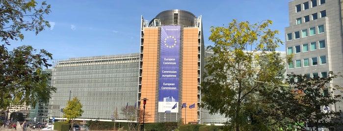 European External Action Service is one of Lugares favoritos de Erik.