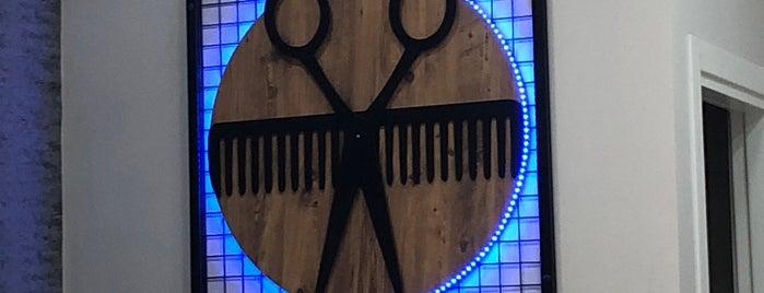 Salon Serdar Yıldırım Erkek Saç Tasarım is one of Lieux qui ont plu à Recep Kader.