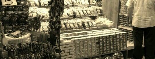 Mısır Çarşısı is one of Yasemin Arzuさんの保存済みスポット.