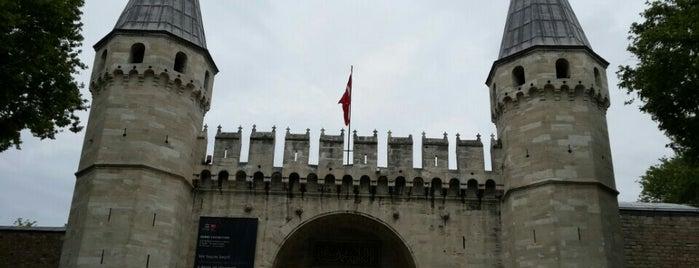 トプカプ宮殿 is one of Yasemin Arzuさんの保存済みスポット.