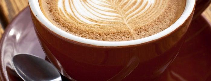 Iconic Café is one of Coffee Coffee Coffee.