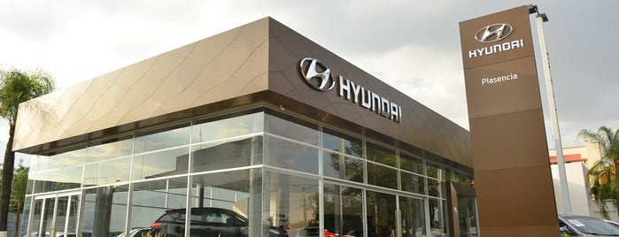 Hyundai is one of Lieux qui ont plu à Jhalyv.
